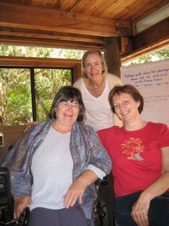 Me, Kitty Davis, Jane Hilberry
