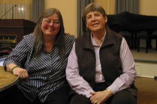Dorothy and Pat crop