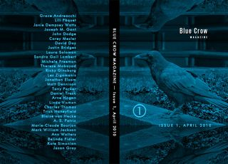 Blue Crow cover
