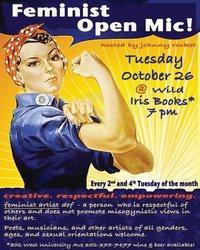 Feminist Open Mike