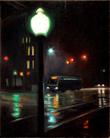 Rainy Bus - Melanie Peter