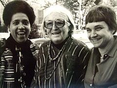 Audre Lorde, Meridel Le Sueur, and Adrienne Rich