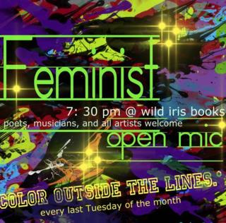 Feminist open mic