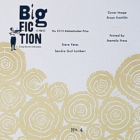 Big Fiction No. 4 front cover